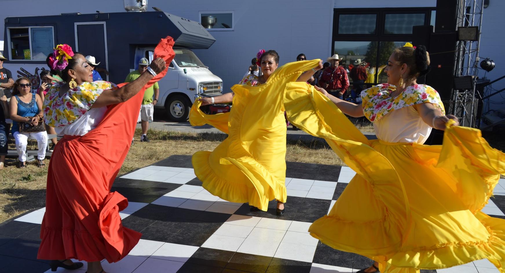 Folkloric Dance Performances
