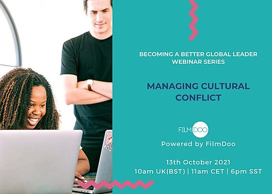 How to improve your cultural agility and mitigate conflict across cultures