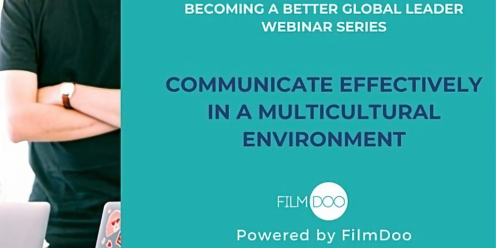 How to Communicate effectively in a multicultural environment
