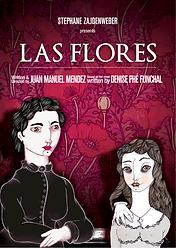 Las flores Afiche.png