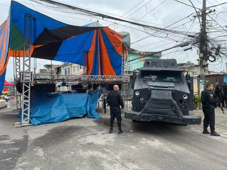 14°BPM faz operação na Vila Vintém para impedir aglomerações no feriado