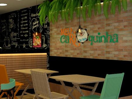 """""""Meu Carioquinha"""" inaugurou, com sucesso, no shopping em Sulacap"""