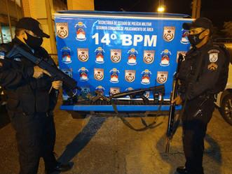 Bandidos que praticavam roubos em Sulacap, Realengo e Padre Miguel são presos