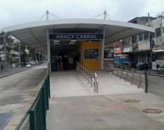 BRT Rio reabre Estação Aracy Cabral, na Taquara, na próxima segunda (18)
