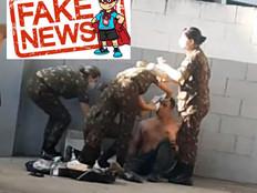 FAKE NEWS: Não houve nenhum sequestro de crianças na Vila Militar