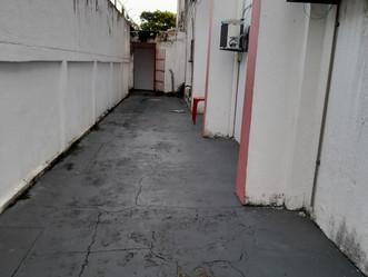 Estádio de Moça Bonita, do Bangu, é invadido e chuteiras de jogadores são roubadas