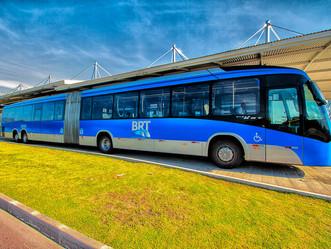 BRT anuncia horário de funcionamento nesta quinta (31) no corredor Transolímpico