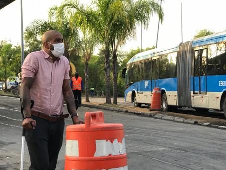 Estação do BRT em Magalhães Bastos pode ser reaberta nas próximas semanas