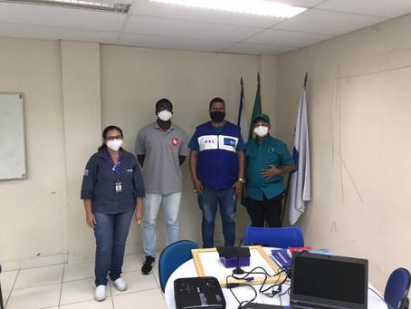 Sulacap News participa de colegiado do CMS Masao Goto