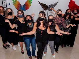 """Shopping Sulacap recebe exposição interativa """"Sem medo de voar"""""""