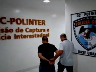 [VIDEO] Polícia Civil prende ladrão responsável por roubos de cargas na região de Bangu