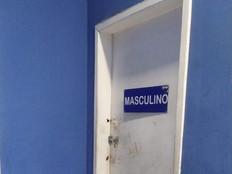 Banheiros do Terminal Sulacap sofre ação de vândalos