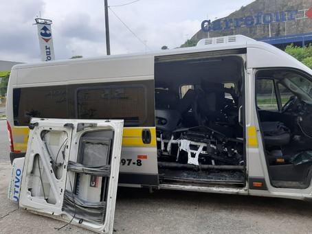 Homem que carregava peças sem procedências é preso por agentes da Prefeitura