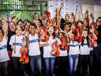Por corte de gastos, Programa Orquestra nas Escolas pode encerrar as atividades. Prefeitura se cala