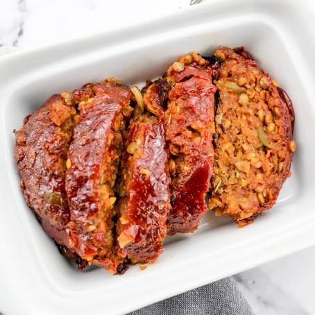 Beyond Vegan Meatloaf
