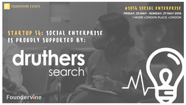 Announcing our Startup 54 sponsor: Druthers Search!