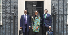 Foundervine invited to No.10