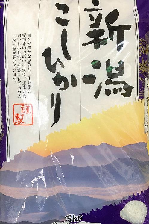 木徳神糧 新潟こしひかり KITOKU NIIGATA KOSHIHIKARI 11 LBS.