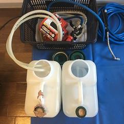 エアコンクリーニング 高圧洗浄機
