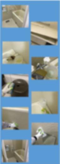 浴室の掃除は体力と時間が多くかかります。また、お風呂掃除は傷が入りやすくプロの掃除屋さんにクリーニングをしてもらわないと汚れがつきやすくなってしまいます。広島市もですが廿日市でもおそうじのPROSの浴室クリーニングは人気です