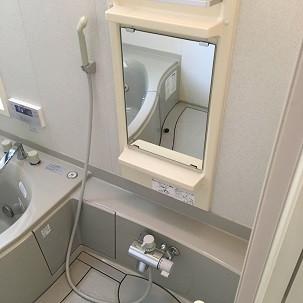 浴室クリーニング 清掃後