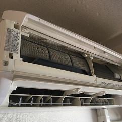 自分でエアコン掃除をやらないほうがいい理由