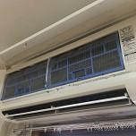 広島市安佐南区 エアコンクリーニング