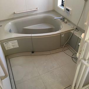 浴室クリーニング 清掃後2