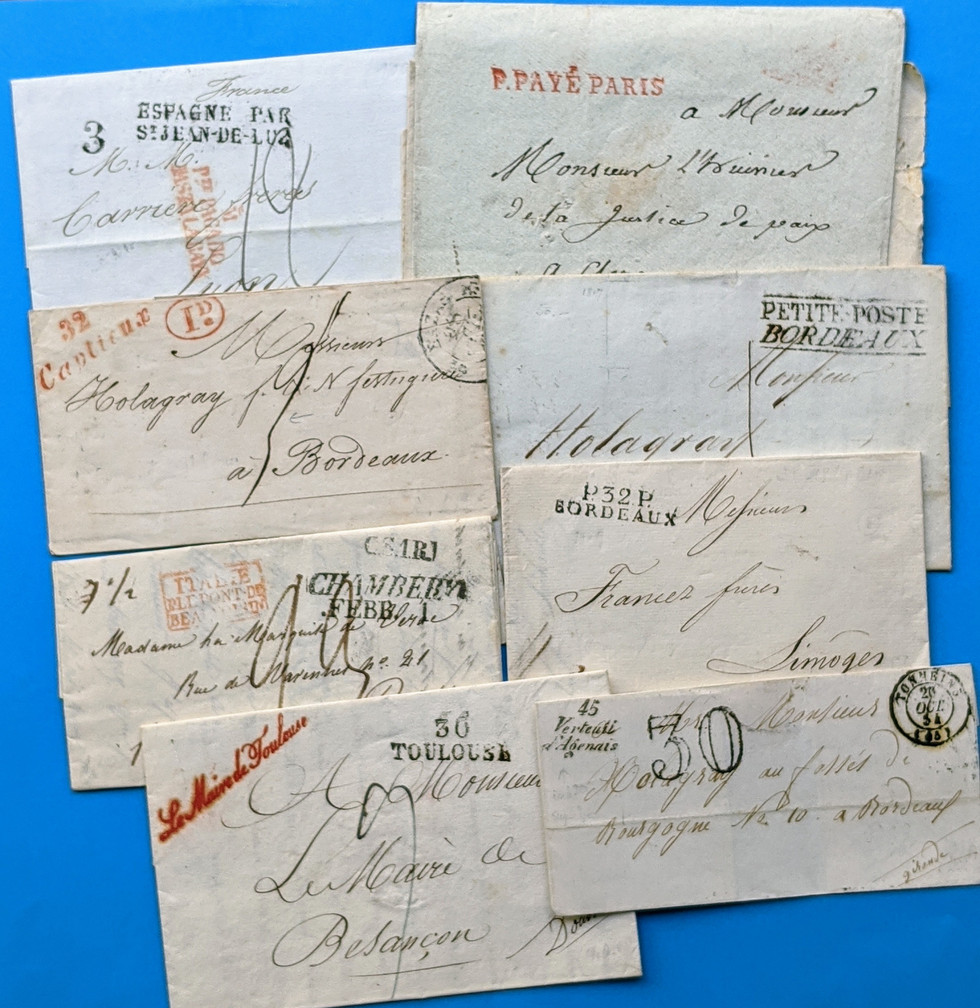 Lettres & Documents Anciens