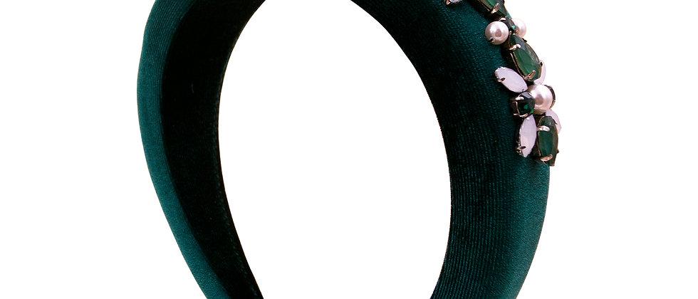 Marjorie Headband Green