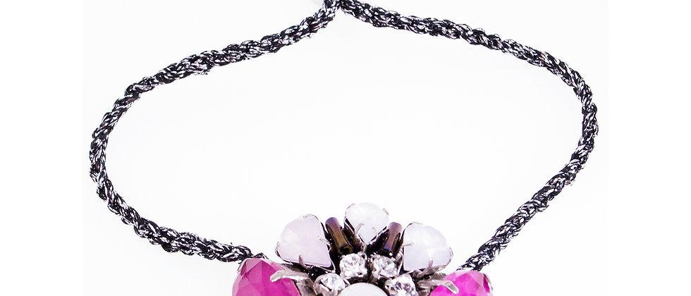Theodora Bracelet Pink