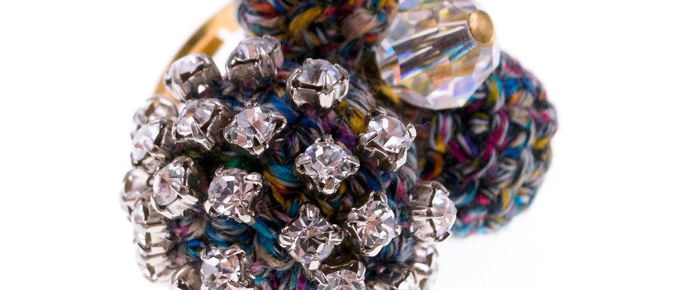 Amelie Jewelry Jael Ring Rainbow