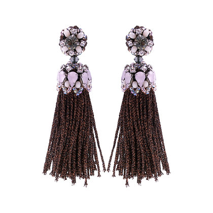 Eloise Earrings Pink