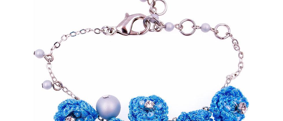 Isobel Bracelet Blue
