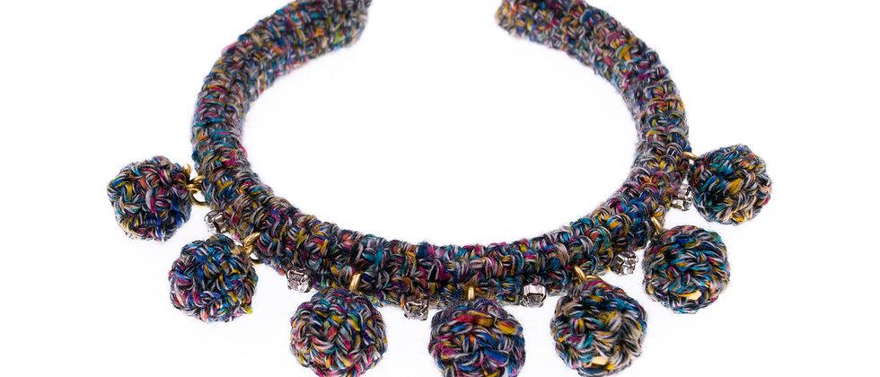 Amelie Jewelry Mehitabel Bangle Rainbow
