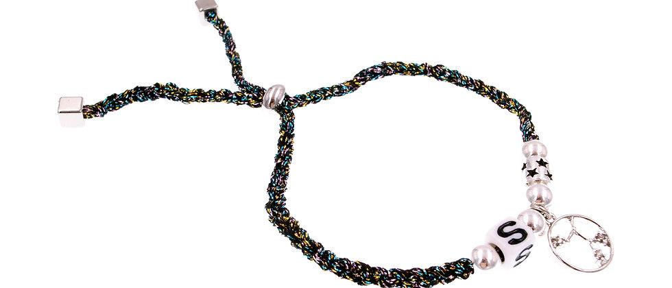 """Amelie Jewelry Zodiac """" Sagittarius """" Friendship Bracelet"""