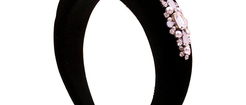 Savannah Headband Black