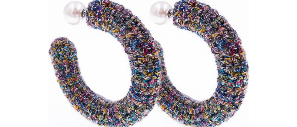 Amelie Jewelry Zipporah Earrings Rainbow