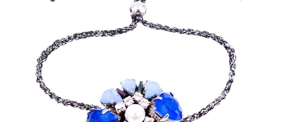 Theodora Bracelet Blue