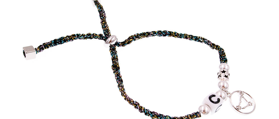 "Amelie Jewelry Zodiac "" Capricorn "" Friendship Bracelet"