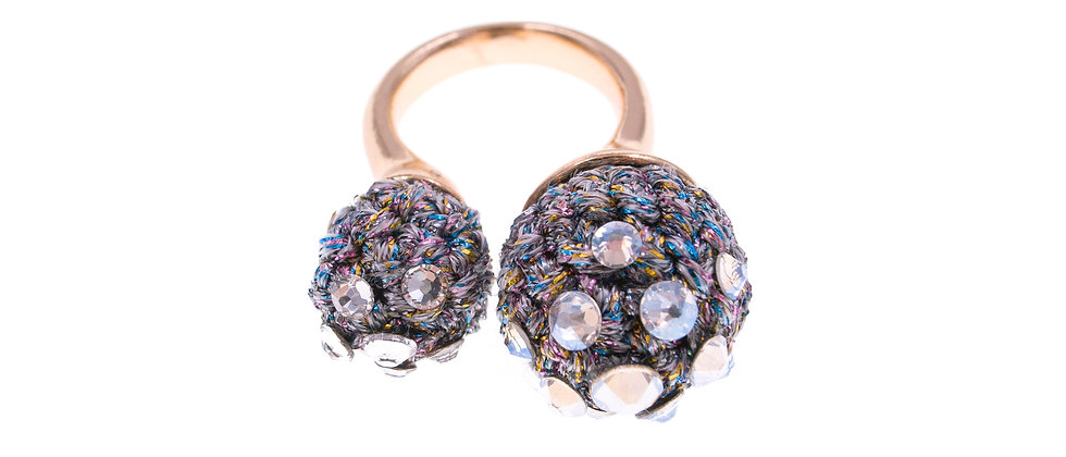 Amelie Jewelry Claudia Ring Moonlight