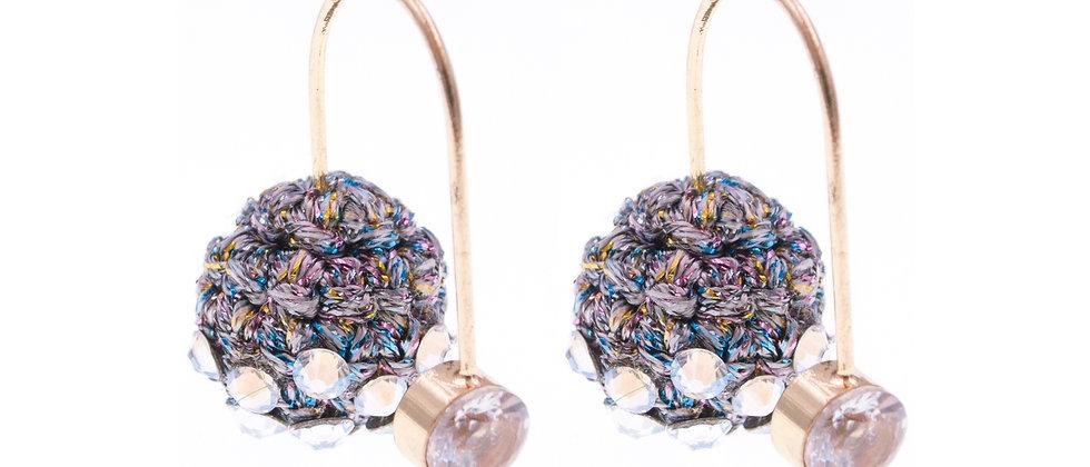 Amelie Jewelry Salome Earrings Moonlight