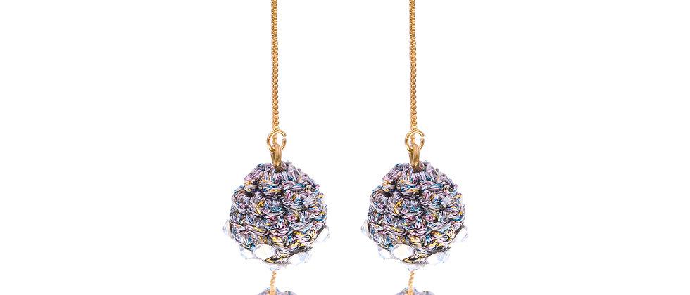 Amelie Jewelry Claudia Earrings Moonlight
