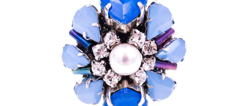 Theodora Ring Blue