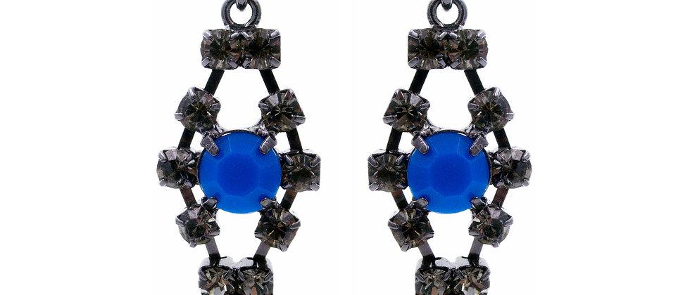Euphraxia Earrings Blue