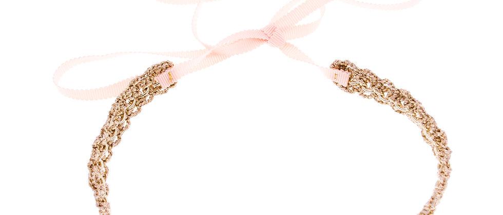 Amelie Jewelry Sapphira Choker Pink