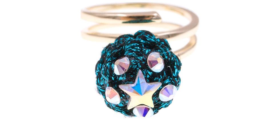 Amelie Jewelry Naomi Ring Blue