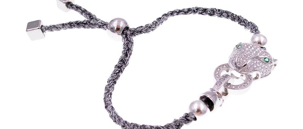Amelie Jewelry Heather Bracelet Grey