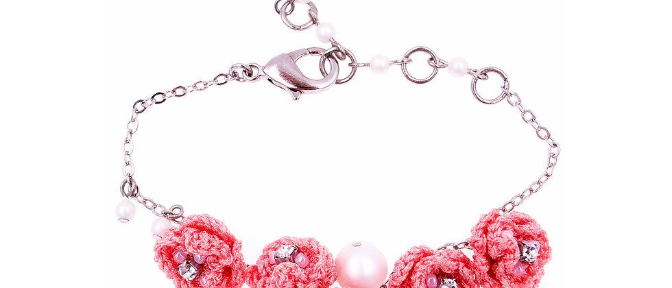 Isobel Bracelet Pink
