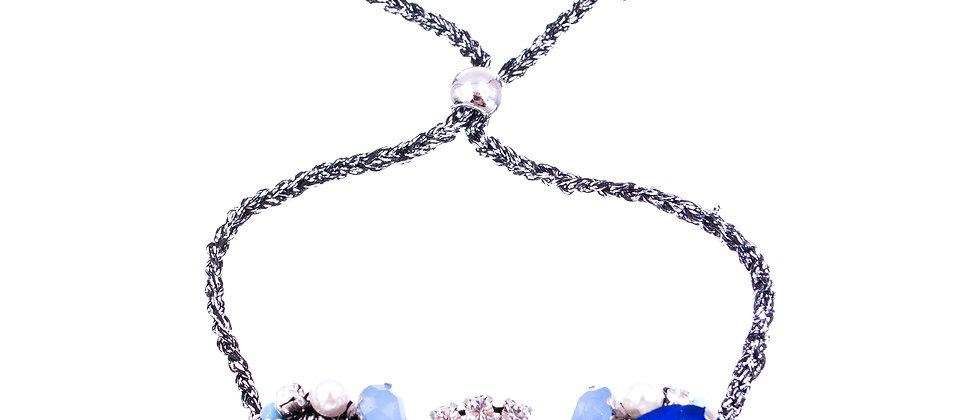 Clementine Bracelet Blue